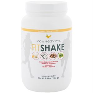 Picture of Youngevity FitShake™ - Banana Cream (2.4 lbs)
